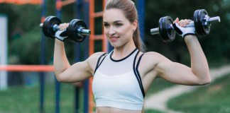 Best Dumbbell Exercises to Build Arm Muscles at Home