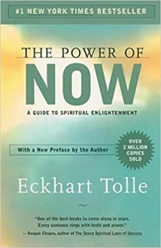 The Power of Now: A Guide to Spiritual Enlightenment Book