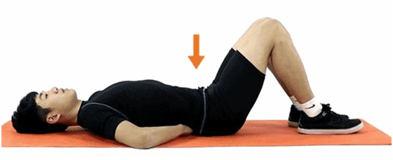 abdominal bracing exercise for back pain