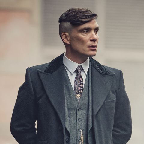 Tom Shelby Peaky Blinders Hairstyle