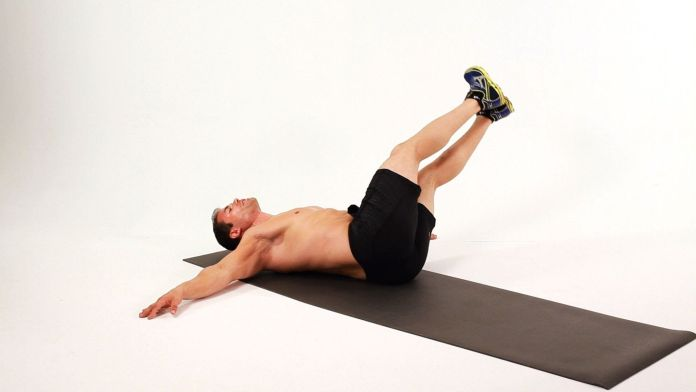 how to do windshield wiper exercise tabata workout