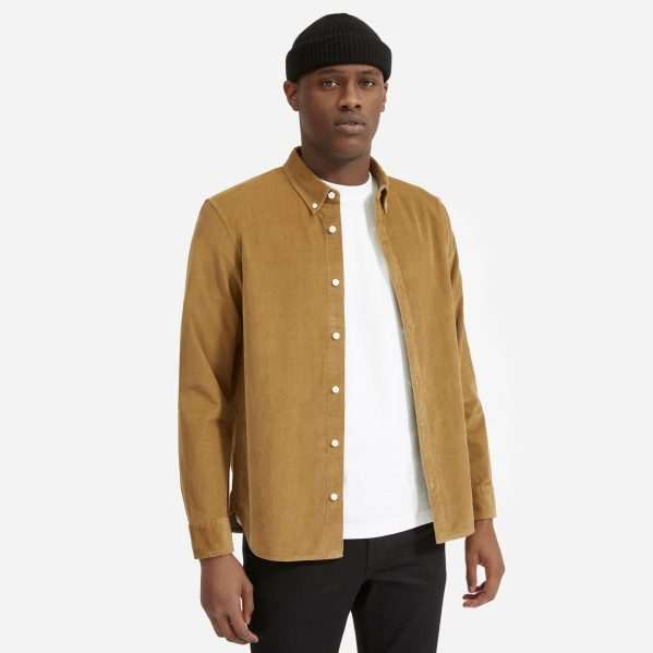 mens party outfit shirt corduroy