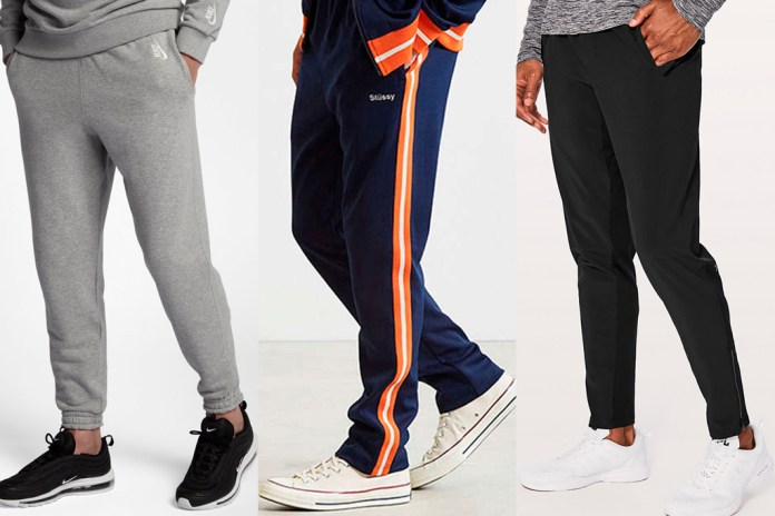 10 Best Trending Sweatpants You Can Buy This Fall Winter