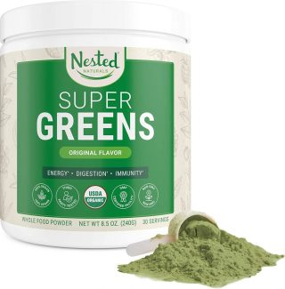 Green Superfood Powder that boost & Promote Energy