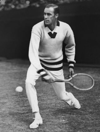 1920s stylish tennis oufit trend