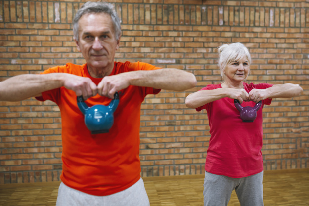 kettlebell workout for over 50 age