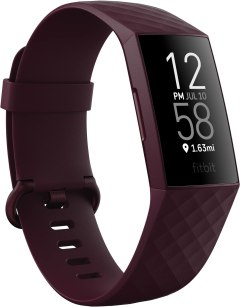 Fitbit Charge 4 Fitness and Activity Tracker with Built-in GPS, Heart Rate