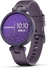 Garmin Lily, Small GPS Smartwatch with Touchscreen and Patterned Lens