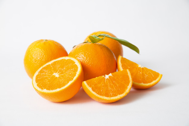 why oranges helps lose weight