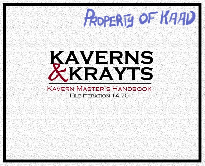 Kaverns & Krayt Dragons Episode 2
