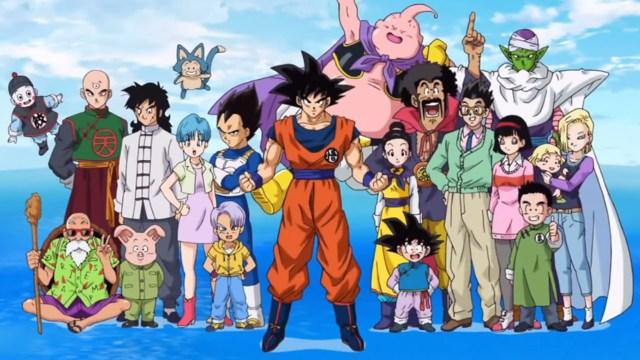 Dragon Ball Family