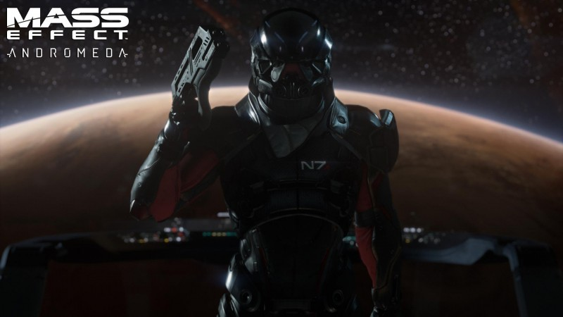 Andromeda Won't Receive Any Further Updates for Single Player