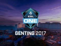 ESL ONE Genting 2017