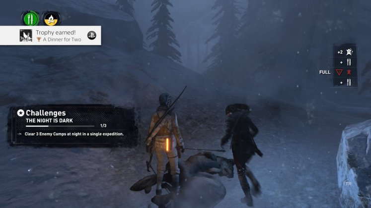 Rise of the Tomb Raider - Co-op
