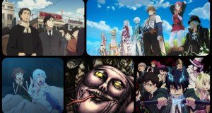 Winter 2016 anime