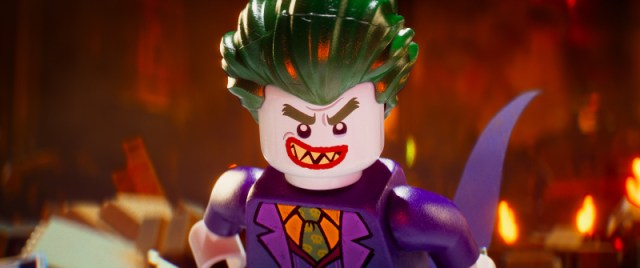 The Lego Batman Movie Joker