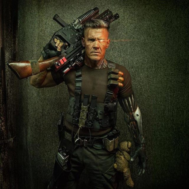 JOsh Brolin Cable Deadpool 2