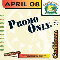 Promo Only Caribbean Radio April 2008