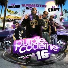 Purple Codeine Vol. 16