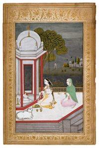 Bhairavi Ragini of Bhairava Raga