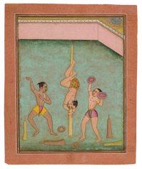 Deshakhya Ragini of Hindola Raga