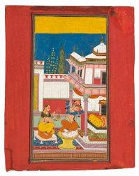 Deshavaradi Ragini of Bhairava Raga