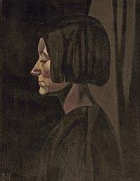 1917 (Portrait of Edie)