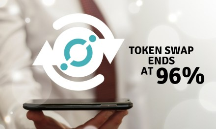ICON Token Swap Closes at 96%