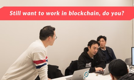 Crazy or Brave? Hundreds of Devs Still Seeking Blockchain Jobs in Korea