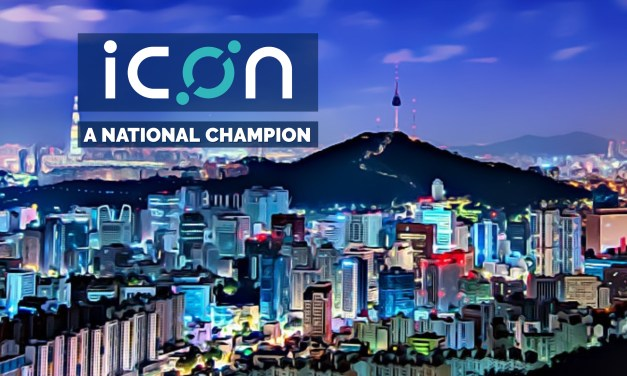 ICON Dominates The Korean Blockchain Space