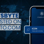 ICON Announces ICX Listing on Crypto.com's Wallet & Card App