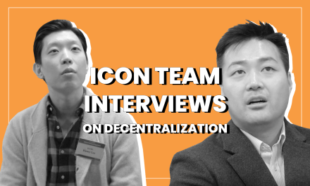 ICON Team Interview: On Decentralization