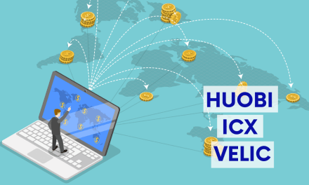ICX Now Available on Huobi, VELIC and More