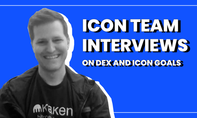 ICON Team Interview: On ICON, DEX and ICX_Station