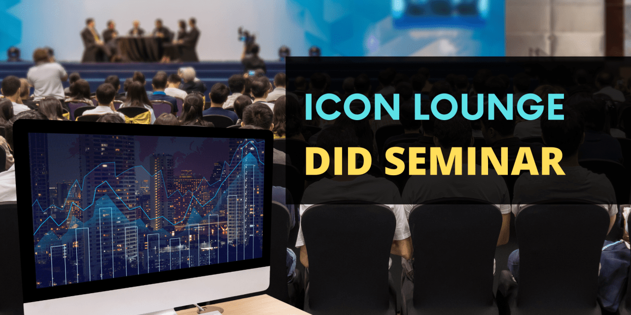 Startups to Get DID-savvy at ICONLOOP Seminar