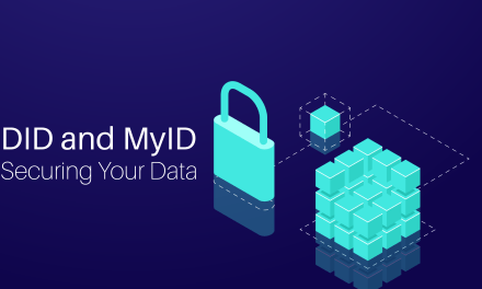 DID and MyID: Securing Your Data in the Contact-Free Fintech Era
