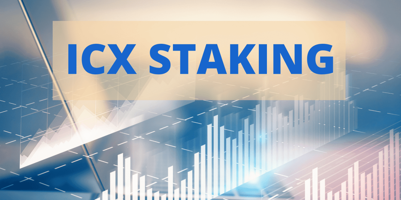 All the Best Ways to Stake Your ICX