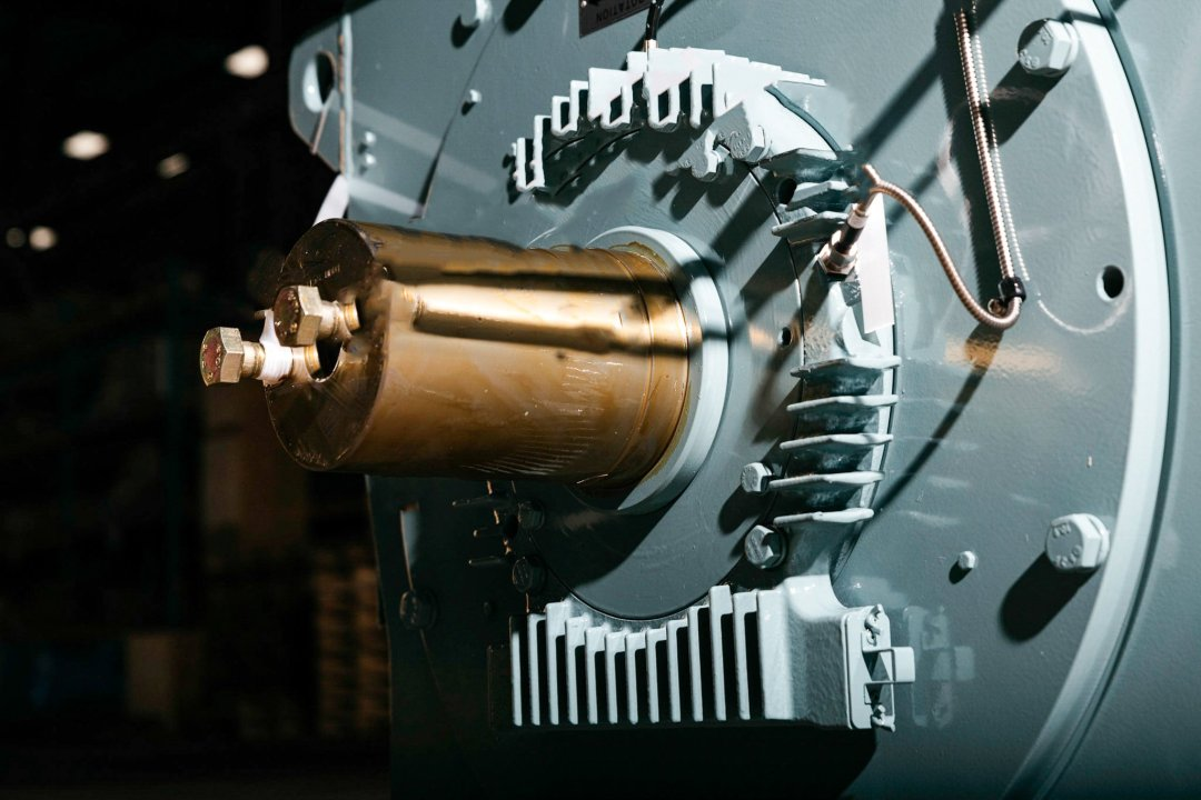 IDEAL ELECTRIC Motor