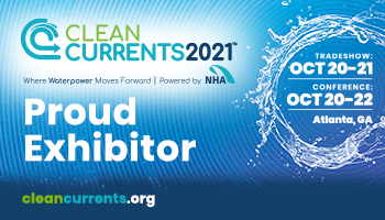 Clean Currents 2021 National Hydropower Association