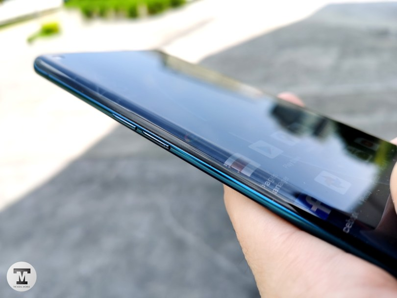 OPPO Find X2 Dual sided Curve