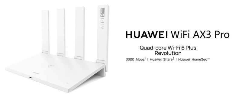 You Can Now Get WiFi 6 Router for Only RM 269. Supports Malaysia ISP & Mesh Network
