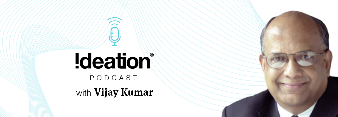 Why Design Thinking is Crucial to Innovation with Vijay Kumar
