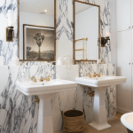 The Bold Look Of Slab Marble The Identite Collective
