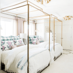 Four Ways To Style Modern Four Poster Beds The Identite Collective