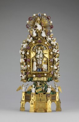 The Holy Thorn Reliquary, 16th century