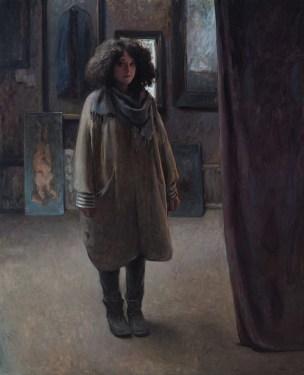 Daniela Astone, Self Portrait © Daniela Astone
