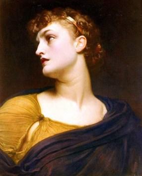 Frederic, Lord Leighton, Antigone (1882)