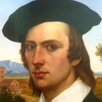 Johann David Passavant, Self Portrait