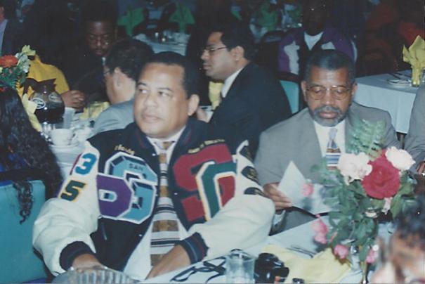 Don at MLK breakfast.
