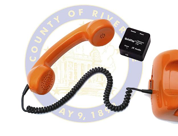 Riverside wiretapping